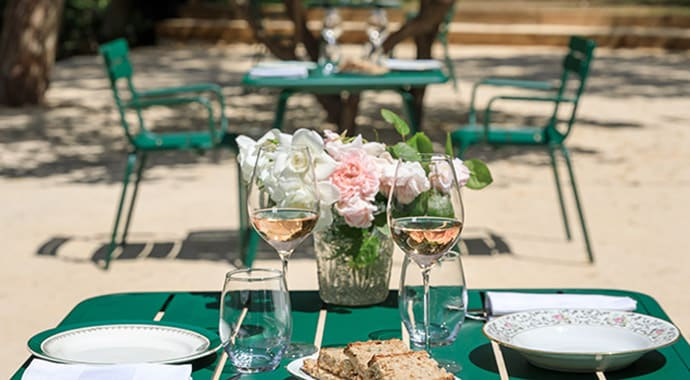 tables vigneronnes